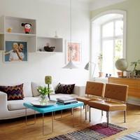 Egyszerűen nagyszerű svéd lakás - modern és vidám