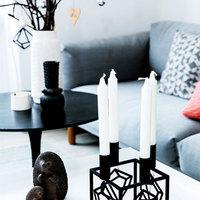 Modern koppenhágai lakás - egy dán grafikusnő otthonában