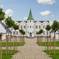 Eladó kastély Dániában
