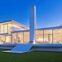 Modern dán luxusotthon az Øresund partján
