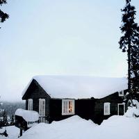 Norvég házikó, ahol szívesen karácsonyoznék