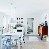 Hangulatos dán családi otthon Jütlandról