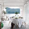 Gyönyörűséges csónakház Norvégiából