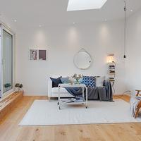 Modern svéd apartman Stockholm szívében