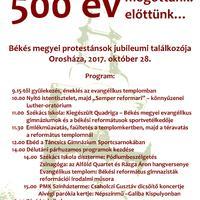Orosháza- reformációi ünnep