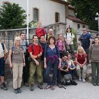 Napnyugtától holdkeltéig és fordítva, újra a Budai-hegység kilátóin át (2009.06.06.)