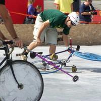 Bike Polo stratégiák 3: Papírforma?