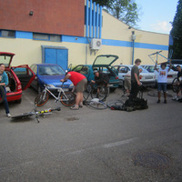 Magyar Bikepolo Bajnokság 2. forduló: Debrecen