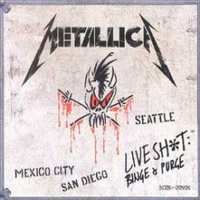 Metallica - Live Shit: Bing and Purge