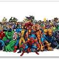 Retired superheroes