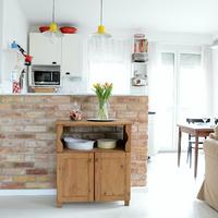 Háztűznéző: családi otthon 58 négyzetméteren
