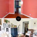 Előtte - utána: Egy elegánsan otthonos felújítás