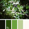 Dekor tipp: hangsúlyos zöld a nyugalomért