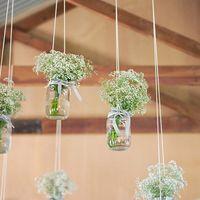 Dekor tipp: nyári esküvő rusztikus stílusban