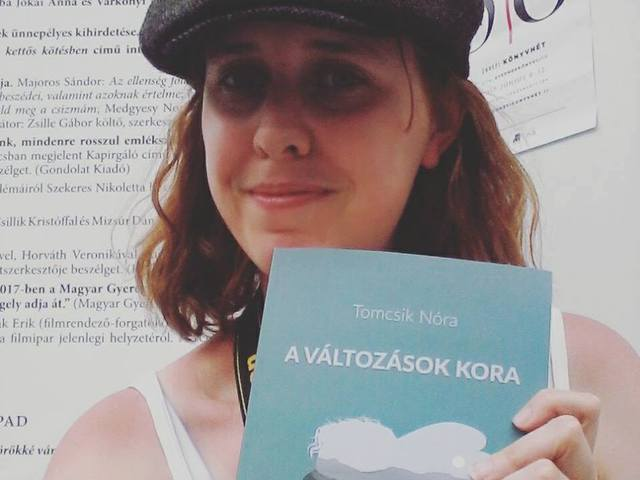 Boldog békeidők - egy fiatal magyar írónő szemével