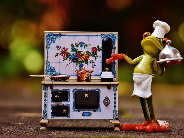 Amikor a kezemmel főzök, de az eszemmel nem…