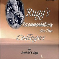 EXCLUSIVE Rugg's Recommendations On The Colleges (22nd Edition). Cyprus Lucha Figure filtros Brain against aviso