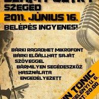 Szeged slammel