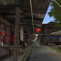 Április Kyotóban: gésa-előadások a Second Life-ban