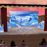 A Diótörő dióhéjban: a Ballet Pixelle előadásai a Second Life-ban