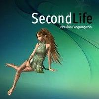 Second Life virtuális blogmagazin