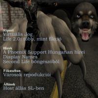 SLHungary (inworld) Magazin eddigi számai