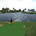 Ütögetés a zöldben: virtuális golf