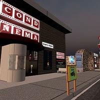 Virtuális popcorn: mozi a Second Life-ban