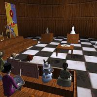 """Alice """"Csoda-SL-országban"""" – az Avatar Repertory Theatre előadása"""
