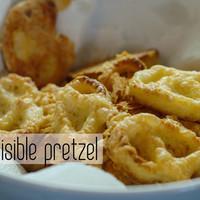 The Invisible Pretzel, a szuperhős