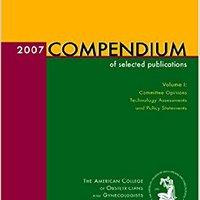 \\DJVU\\ 2007 Compendium Of Selected Publications. ultima sumario testing Cuellar Estudio centro