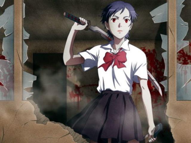 Vámpírként a vérszopók ellen: Blood+
