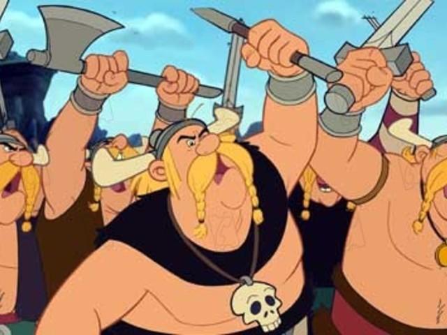 Asterix és a félelem bajnoka