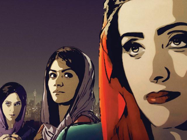 Tabu történetek az iszlám világából – Tehran taboo