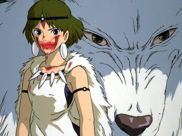 A Ghibli Studio legjobb animéje: A vadon hercegnője