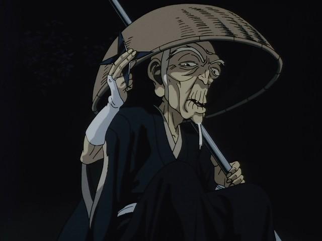 A ronin misztikus küldetése: Ninja Scroll