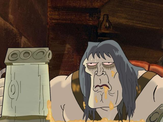 Drágán adják a barbárod – Korgoth of Barbaria