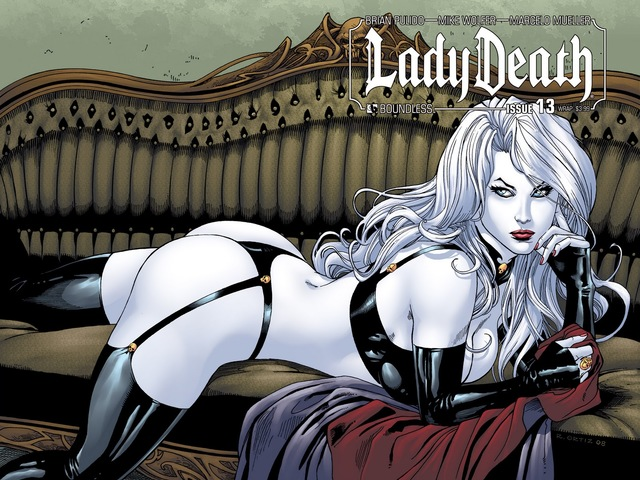 Bosszú a Pokolba - Lady Hell