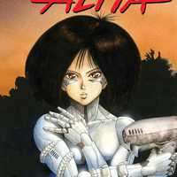 Tabuk nélkül a Battle Angel Alita mangájáról!