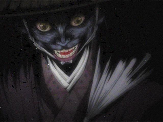 Shigurui: rituális öngyilkos anime