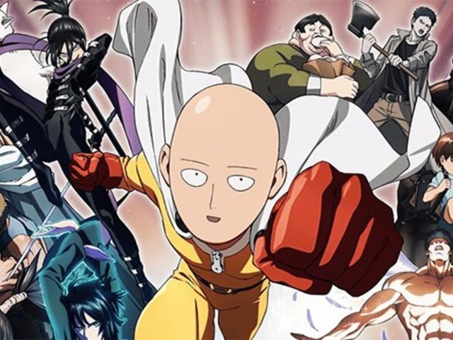 One Punch Man: az antihős színre lép