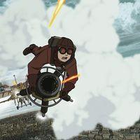 Az egyik legnagyobb költségvetésű anime steampunk