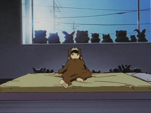 Egzisztencialista, kultikus, cyberpunk anime