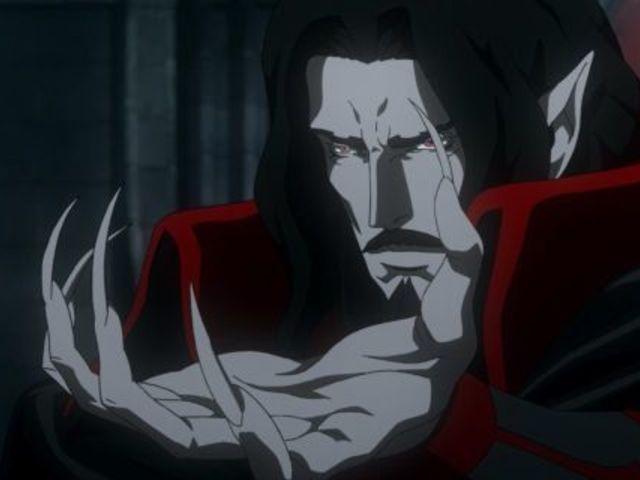 Drakula tomboló dühe a Castlevania 2. évadában