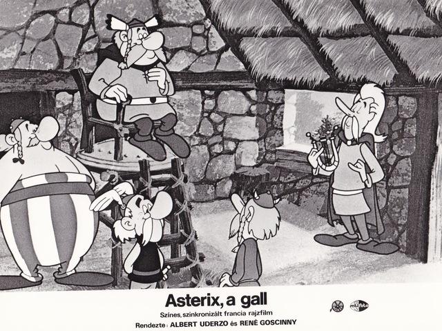 Asterix, a gallok hőse