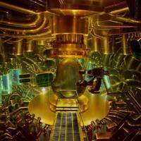 Disztópikus Bábel tornya egy steampunk animében