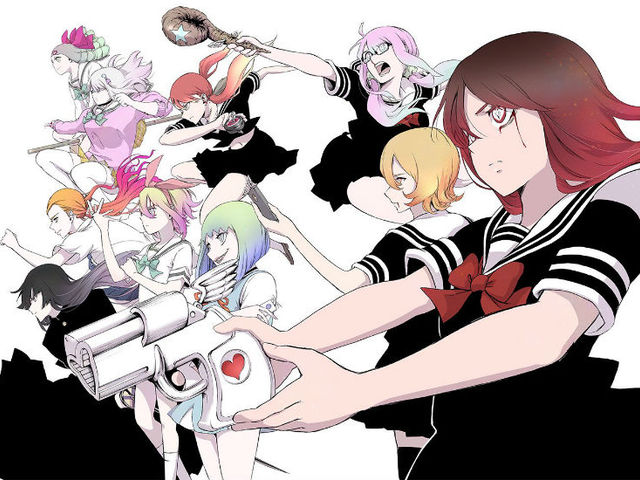 You're a witch; Press any key to continue - Magical Girl Site