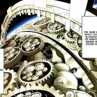 Az óraszerkezet széthullása elpusztíthatja a világot