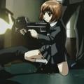 Lányokkal a terrorizmus ellen: Gunslinger Girl