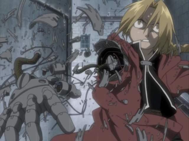 """""""Quid pro quo"""": Fullmetal Alchemist"""